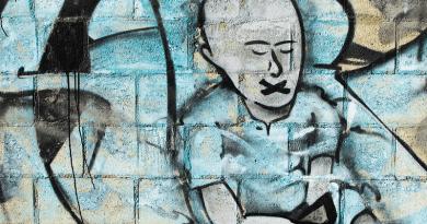 Censorship Oppression Silence Victim Graffiti Free Speech