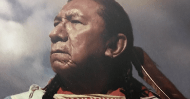 Analysis of DNA extracted from Sitting Bull's scalp lock has confirmed that Ernie Lapointe is Sitting Bull's great-grandson, and his closest living descendant. CREDIT: Ernie Lapointe
