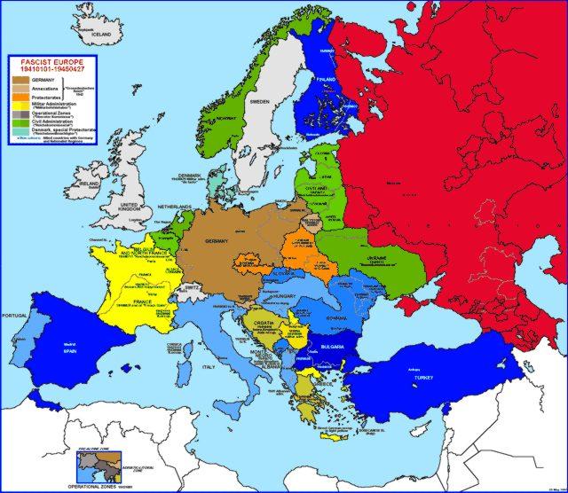 Alternate History World War 2