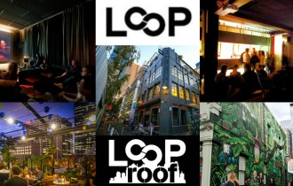 Loop collage