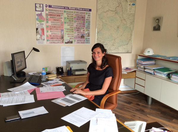 Prise de fonctions de la nouvelle secrtaire gnrale de la prfecture  Juillet  Anne 2015