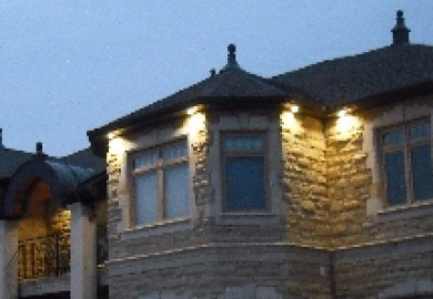 How To Install Recessed Soffit Pot Lighting