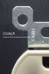 Aluminum wiring COALR Receptacles and switches