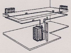 Hot Water or Hydronic Heating, boilers, expansion tank