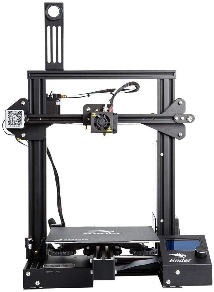 Impression 3D - Creality Ender 3 Pro