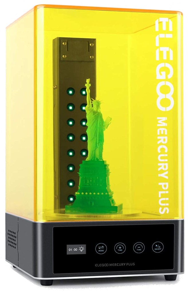 Impression 3D - Elegoo Mercury Plus