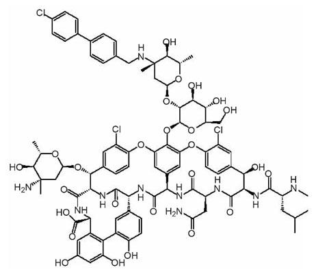 Use of Oritavancin (Novel New Lipoglycopeptide) in the