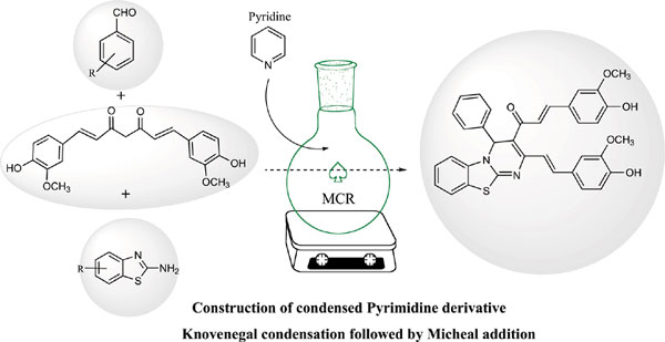 Multicomponent One-pot Synthesis of Substituted 4H