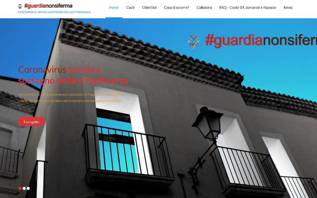 #Guardianonsiferma, al via una rete sociale e di volontariato a Guardia Sanframondi partnership Eureka & Di-Cosmo.net per il sociale