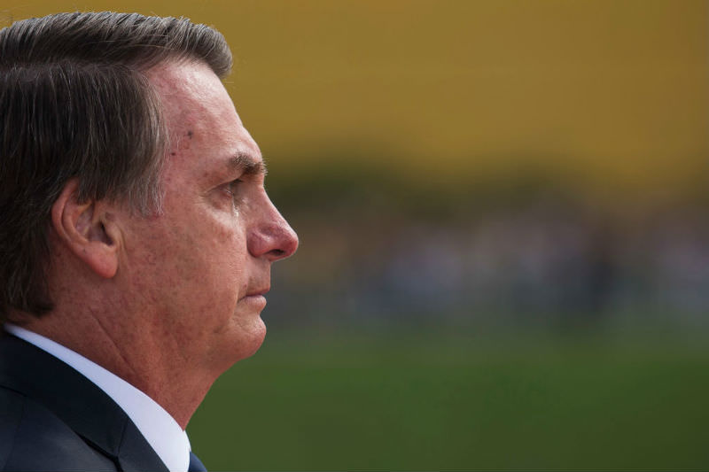 2019 Jair Bolsonaro Presidential Inauguration (Bruna Prado/Getty Images)