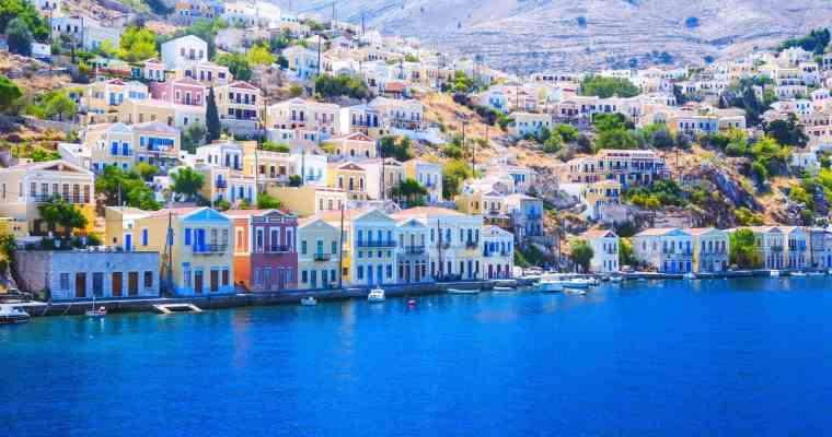 5 great greek islands hidden in the deep blue!