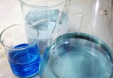 Est-ce que l'eau distillée est la même chose que l'eau PPI solution Lavoisier