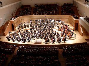 Orchestre d'Ile-de-France à Pleyel