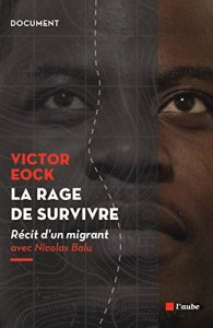 couverture du livre : la rage de survivre