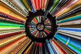 roue de dos de livres