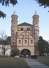 Saint Pantaleon de Cologne (photographie)