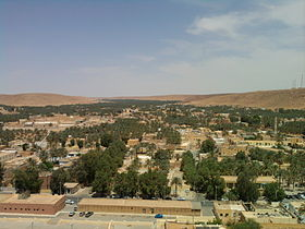 Photographie du Metlili de Ghardaïa