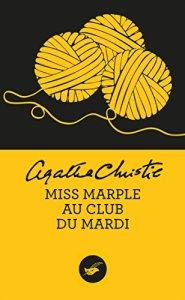 couverture de Miss Marple au club du mardi