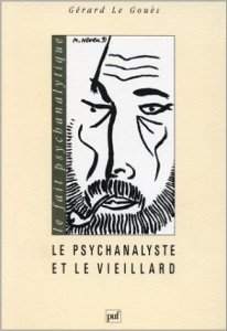 Couverture du livre Le psychanalyste et le vieillard