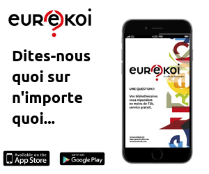 application mobile eurekoi