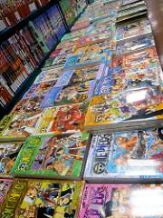 Avez-vous des ressources sur le marché du manga et la compétitivité des éditeurs français de manga ?