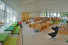 Quelle différence entre une médiathèque et une bibliothèque ?
