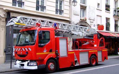 Je cherche des documents pour me renseigner sur le métier de pompier …