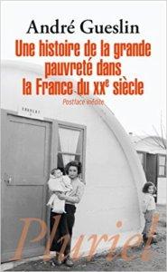 couverture du livre Une histoire de la grande pauvreté dans la France du XXe siècle