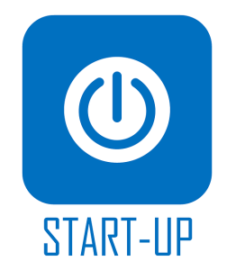 Pictogramme on/off start up