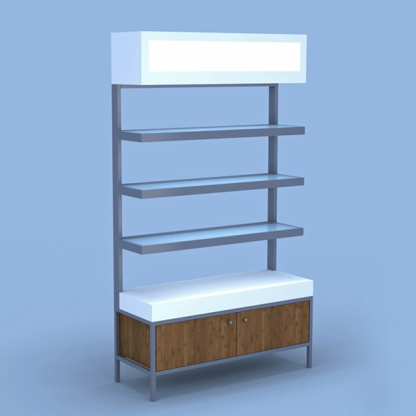 Greenwich Wall Display Unit LM