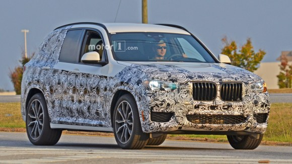 2018-bmw-x3-spy-photo