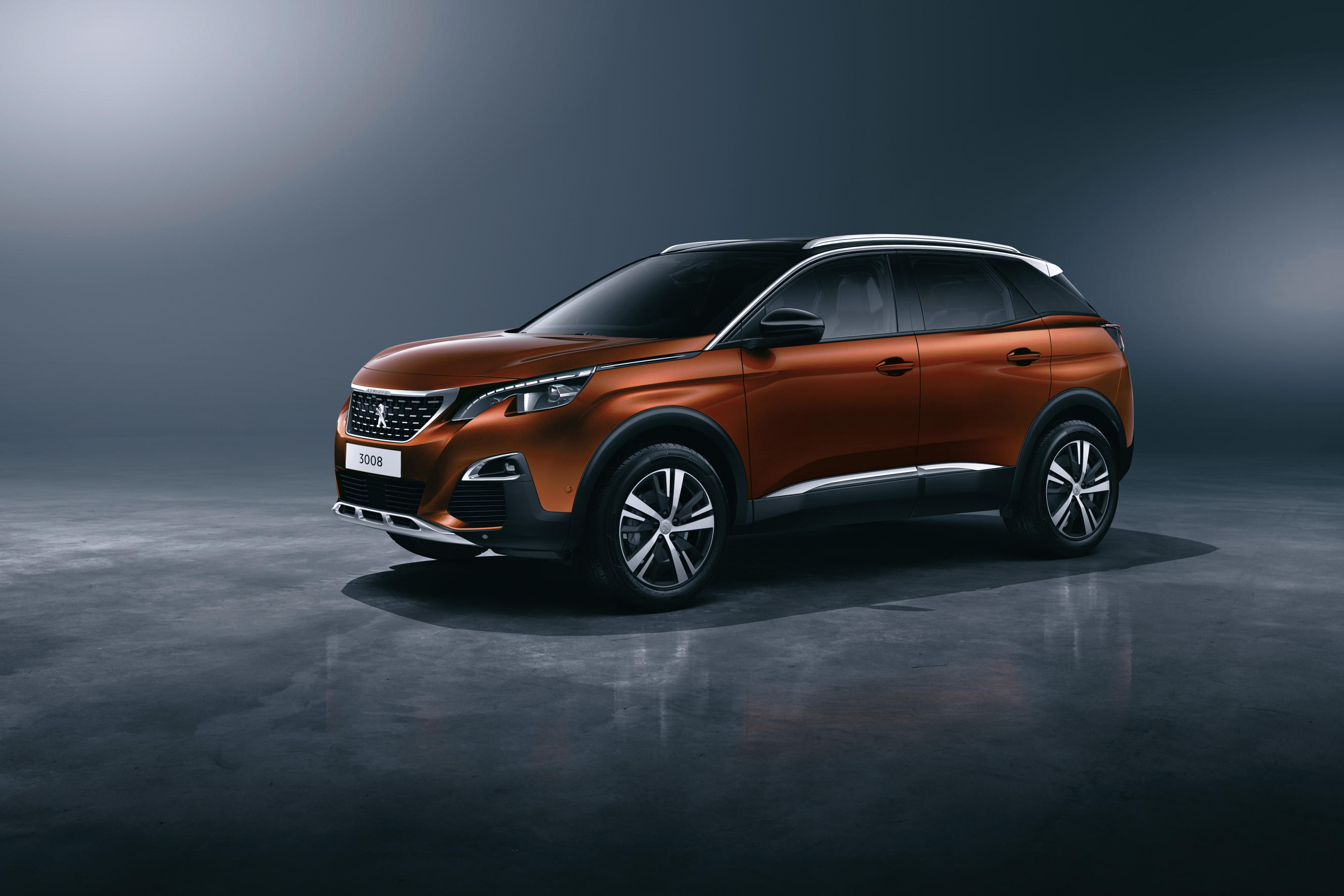 The Motoring World The Peugeot 3008 takes the main Car of the year