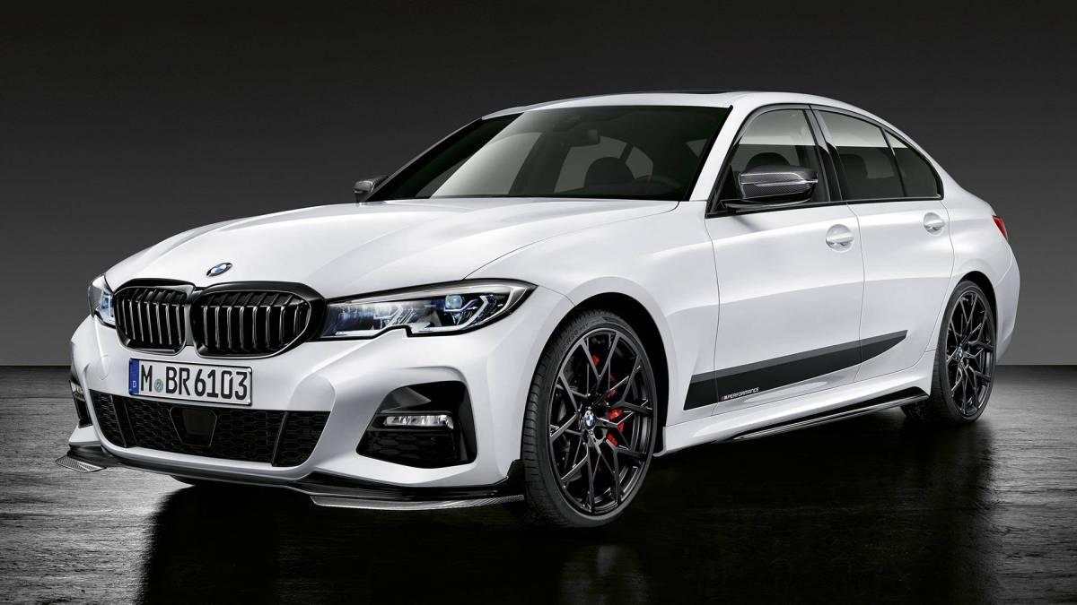 2018年10月2日に発表予定。BMW 新型3シリーズ(G20) 2019 写真・動画情報