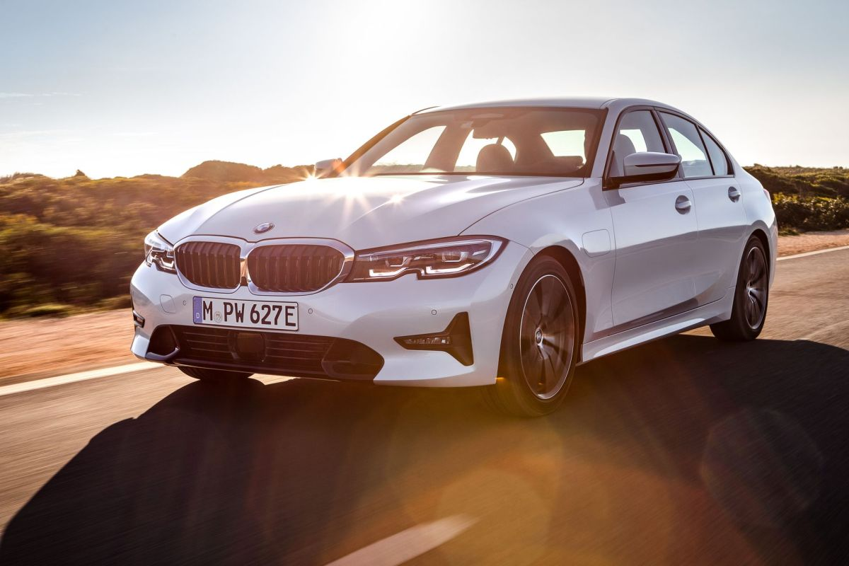 2018年10月2日に発表 BMW 新型3シリーズ(G20) 2019 写真・動画情報