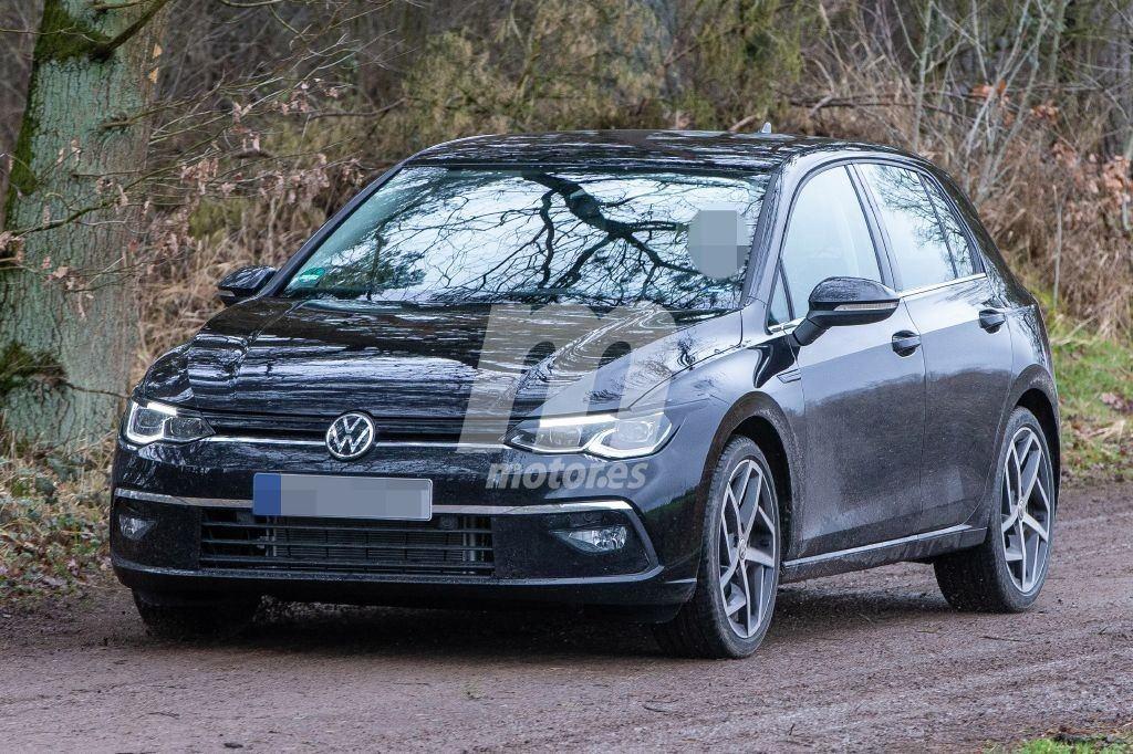 VW 新型 ゴルフ8 2020 写真・動画情報