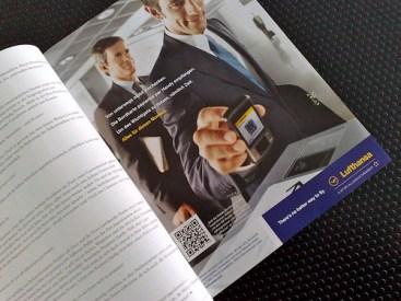Pekçok marka artık basılı ilanlarında QR Kod kullanıyor.
