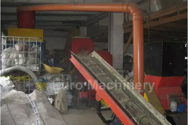 ECOLINE - Used Washing-Recycling Line