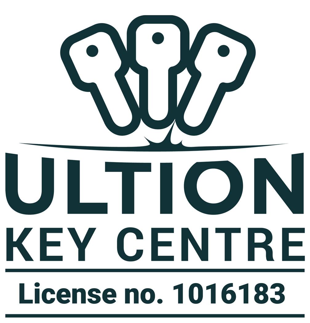 LICENSED ULTION KEY CENTRE 1016183