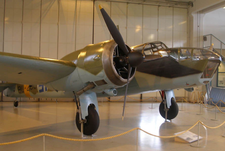 Finnish Air Force Museum - euro-t-guide - Finland - What to see - 1