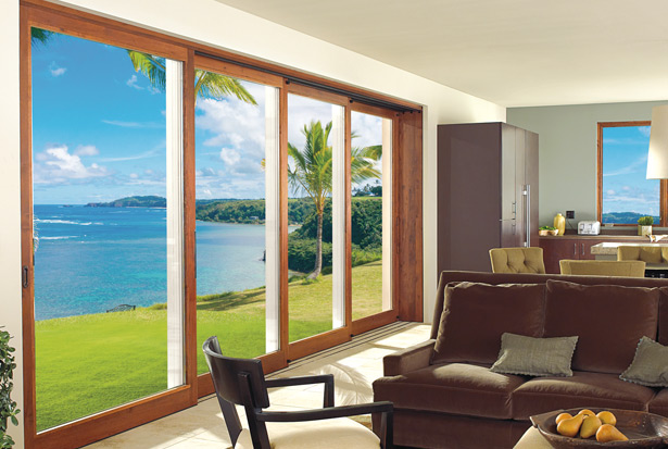 Lift and Slide Residential Door Systems EuroWall