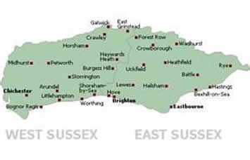 courier service sussex coverage