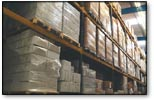 pallet Storage available
