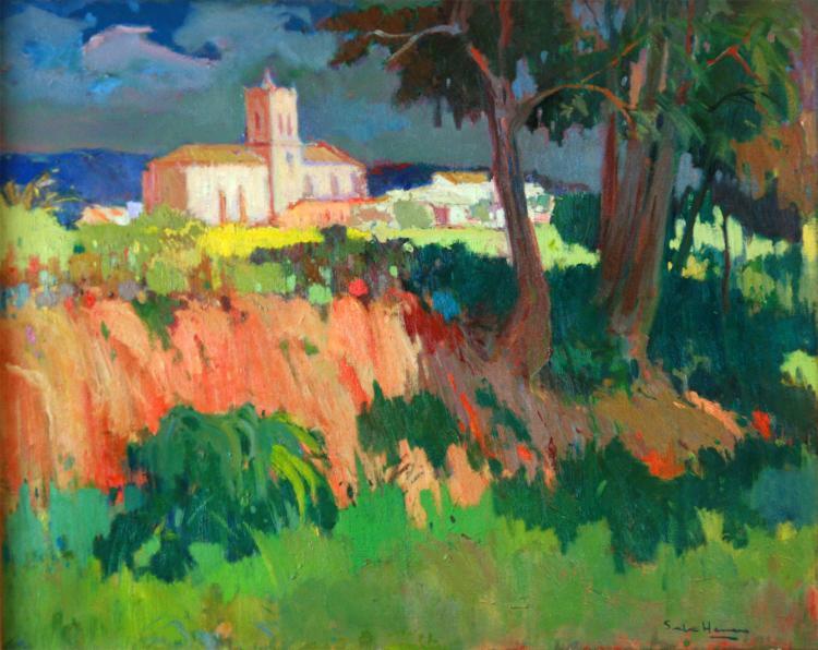 EuroArt Subasta de Arte  Cuadros y Pintura del siglo XX