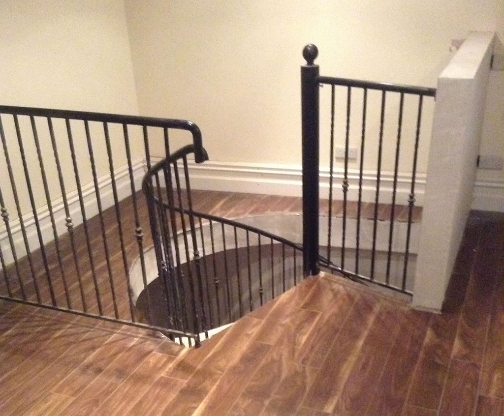 Euro Attic Stairs Attic Stairs Installation In County Kerry | Spiral Staircase To Attic | Easy | Adding | Stairway | White | Corner