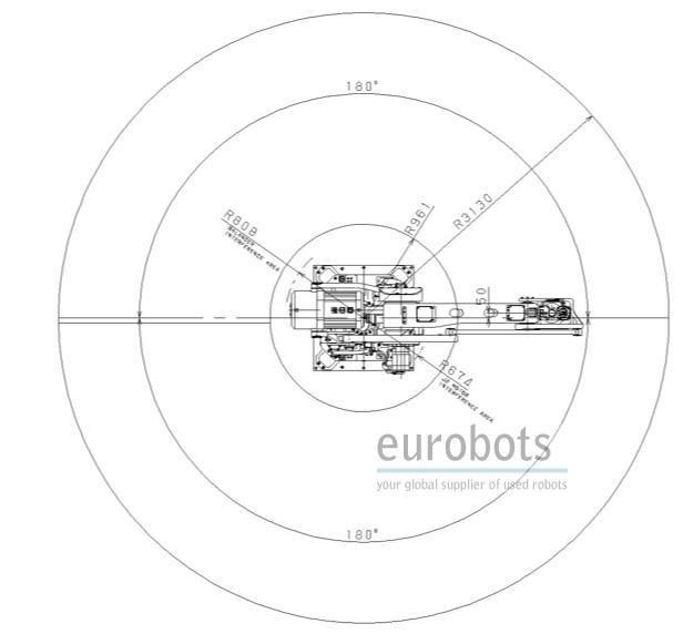 Robot Fanuc M