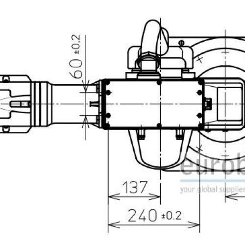 de segunda mano robots usados Panasonic VR006 arc welding