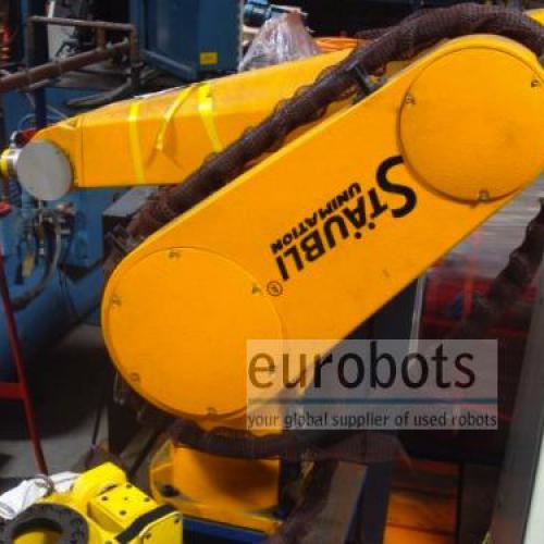 Novagraph Chartist 50 Robot Arm Diagram