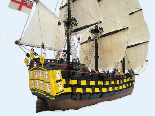 VOTING THREAD The Best LEGO Sailing Ships Minifig