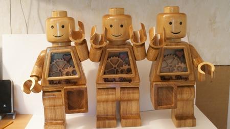 3 Oak Brothers by Ridzis