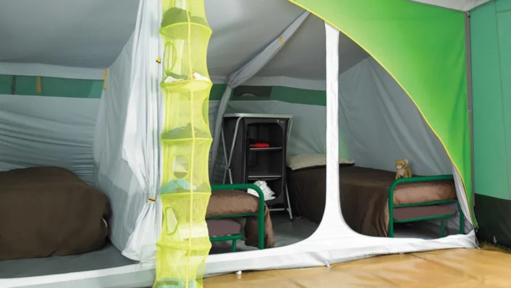 Spacious and Comfortable Accommodation from Eurocamp  Eurocampcouk